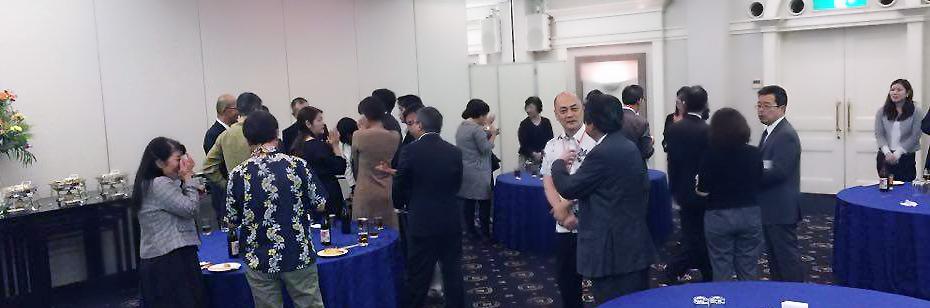 2016父母交流会那覇懇親会