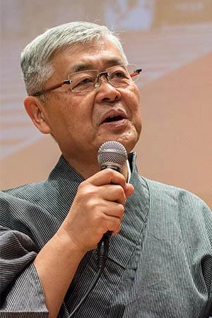 2016父母交流会学内飯島教授