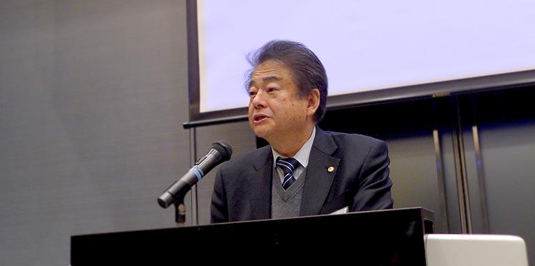 福岡交流会_須藤同窓会会長