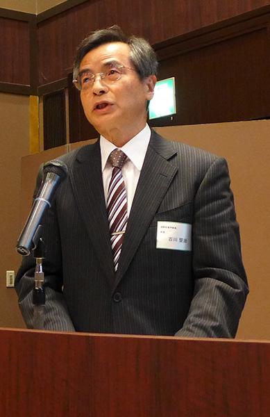 20181209 父母懇談会仙台 国際教養学部長