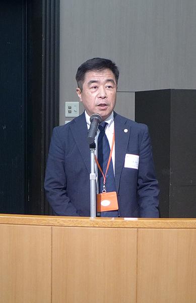 父母懇談会長野 中澤俊勝 代表幹事