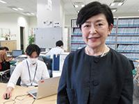 キャリアセンター長 岡田圭子